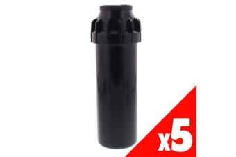 Pop Up Sprinkler Hunter I20 360 Stainless Steel Ultra Garden Water 5 Pack