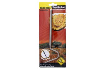 Snake Hook Nano Extendable 20 - 60cm Reptile One Handle Snakes Correctly Strong