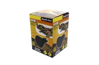 Reptile Ceramic Heat Lamp 100W E27 Screw In Constant Heat Source No Light