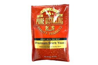 Premium Spirit Yeast Pure Distilling Home Brew EACH Fast Reliable Fermenting