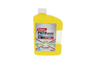 Path Weeder Concentrate Stop Weeds for Up To 12 Months Treats 37.5m2 500ml Yates
