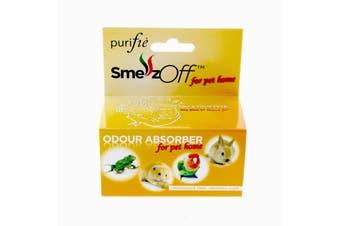 Purifie Smellz Off Odour Absorber Fragrance Free Organic Safe