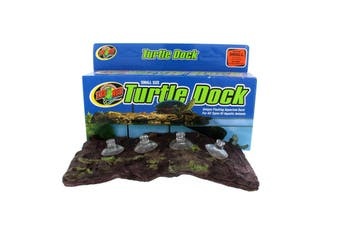 Floating Turtle Dock Small Zoo Med Reptile Self Level Feature Basking Platform
