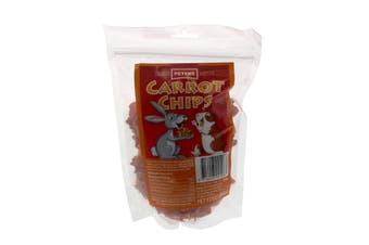 Rabbit & Guinea Pig Carrot Treats Pet Food 200g Premium Quality Designed by Vets