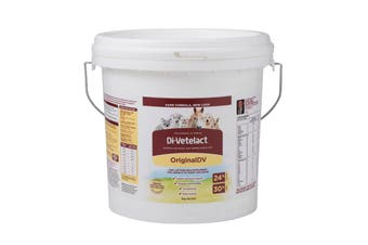 Nutritional Labs Di-Vetelact Low Lactose Animal Supplement Hi Calcium 5kg