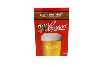 Light Dry Malt 500g Improves Body Malt Character Head Retention Coopers