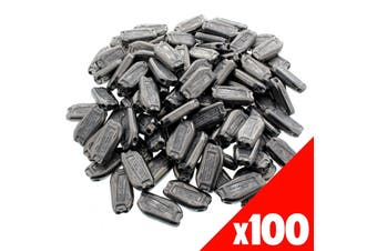MaxTensor Pro Wire Joiner Medium 1.8mm - 3.2mm 100 Pack