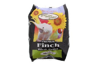 Finch Seed Mix 5kg Bird Food Green Valley Canary Pannicum Red White French Millt
