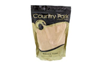 Brewers Yeast Skin Nervous and Digestive Country Park Horse Equine 1kg Health