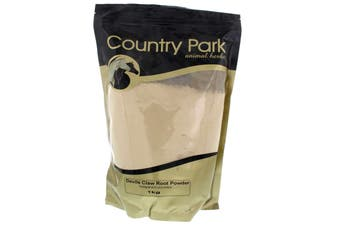 Devils Claw Root Powder Anti-Inflammatory Country Park Horse Equine 1kg Health