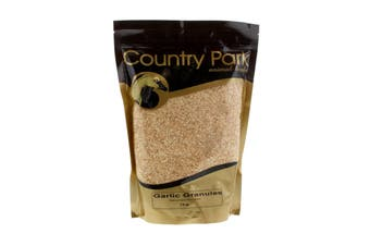 Garlic Granules 1kg Country Park Horse Equine Supplement Health Vitamins