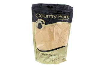 Ginger Powder Country Park Horse Equine 1kg Health Supplement