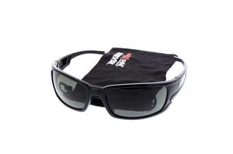 Denver Smoke Safety Glasses Anti-Fog Premium Polarized Lenses UV Protection