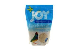 Masterpet Joy Egg & Biscuit 250g Natural Bird Aviary Chicken Feed Formula Treat