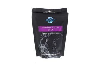 Blue Planet Hermit Crab Salt Helps Moulting & Harden Shell Reptile 250g