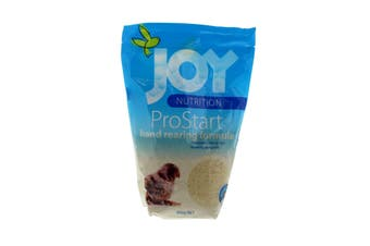 Joy Hand Rearing Mix 800g Natural Bird Aviary Feed Formula Treat Food Supplement