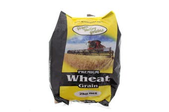 Wheat Grain 2kg Bird Food Green Valley Feed Animal Aviary Bulk