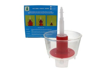 Bottle Rinser Winequip Easy Cleaning Device Home Brew Brewing Clean Bottles