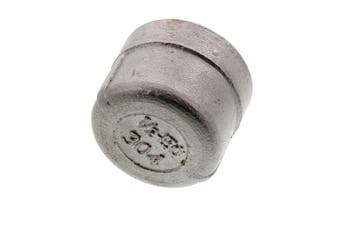 Kettle Cap Stainless Steel 304 1/2 Inch Plug a 1/2 NPT Socket Replacement Part