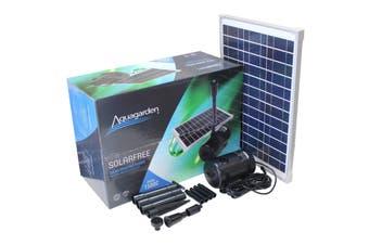 Solarfree 1500 Solar Pump 1360Lph 2.1m Head Aquagarden Water Feature Pond Solar