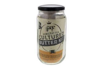 Mad Millie Cultured Butter Kit Artisan Handcrafted Fresh Culture European Style