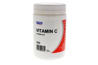 Vitamin C 1kg Horse Equine Animal Antioxidant Improves Collagen UV Protection