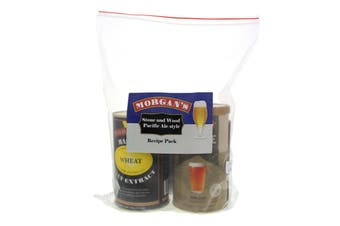 Morgans Recipe Pack Stone & Wood Style All In One Beer Brewing Home Brew