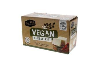 Mad Millie Vegan Cheese Kit Make Mozzarella Halloumi Cream Cheese And More