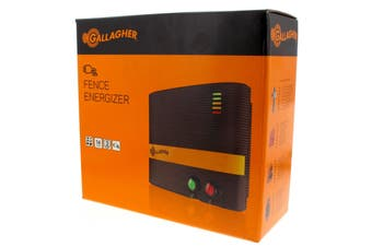 Gallagher M1400 Energiser G32410 Electric Fence Energizer 14 Joules 165km