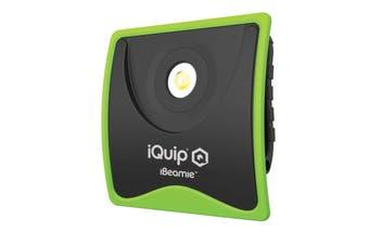 iBeamie LED 240 Volt Portable 60 Watt Light iQuip 5000 Lumens Water Resistant