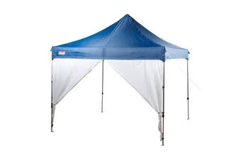Coleman Accessory Gazebo Sunwall 3m x 3m Heavy Duty Includes Carry Bag Zip