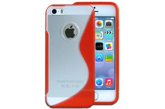 Premium Strong TPU S-Line Case for IPhone 5 5S SE