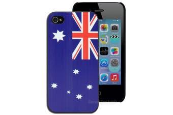 Australian Flag Hard Printed Case for iPhone 4 4S