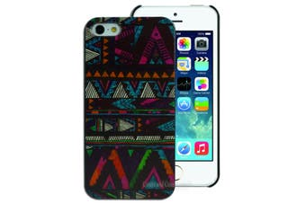 Tribal Aztec Pattern Hard Back Case for Apple iPhone 5 5S SE