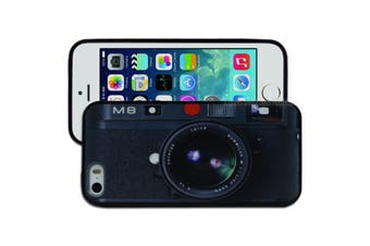 Camera Printed Case for Apple iPhone 5 5S SE