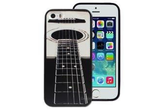 Guitar Printed Hard Back Case for Apple iPhone 5 5S SE