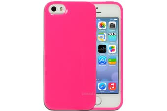 Flexible Jelly Protective Case for Apple iPhone 5 5S SE