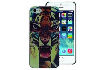 Tiger Cross Hard Back Case for Apple iPhone 5 5S SE