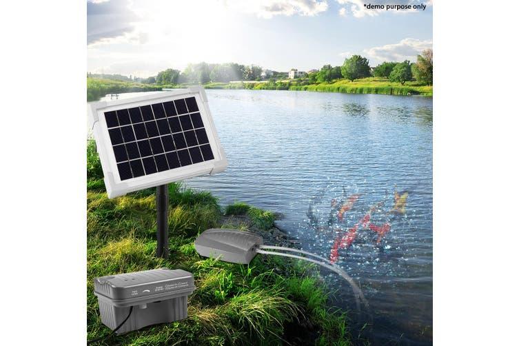 Deluxe Oxygen Supplier Pond Air Pump Solar Powered