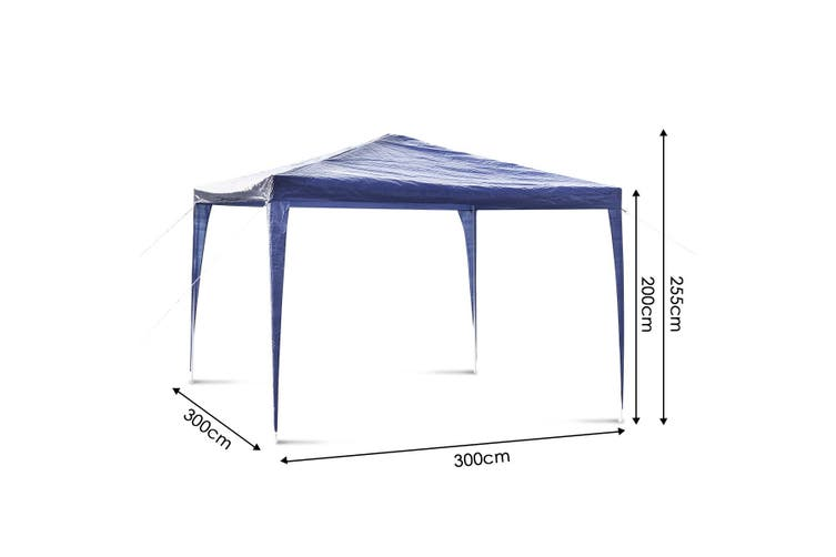 3x3M Portable Canopy Tent Outdoor Gazebo