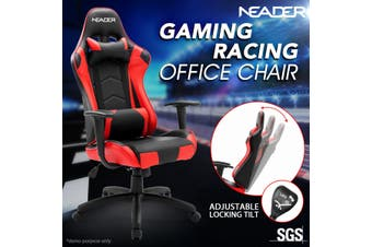 High Back PC Gaming Chair with Lumbar