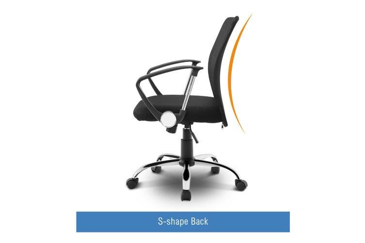 NEADER Ergonomic Mid Back Mesh Office Chair