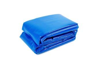 10.48M x 4.8M Rectangular Blue Solar Pool Cover 400 Micron