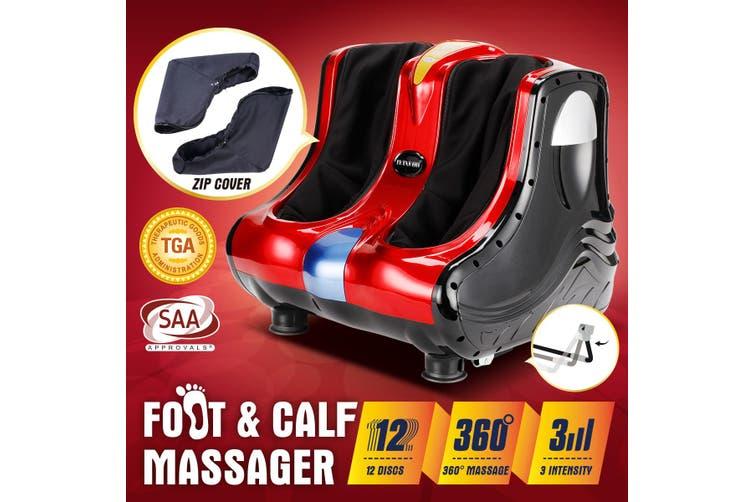 Foot and Calf Shiatsu Massager Machine