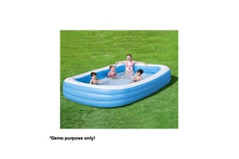 Bestway 305x183x56CM Inflatable Family Swimming Pool