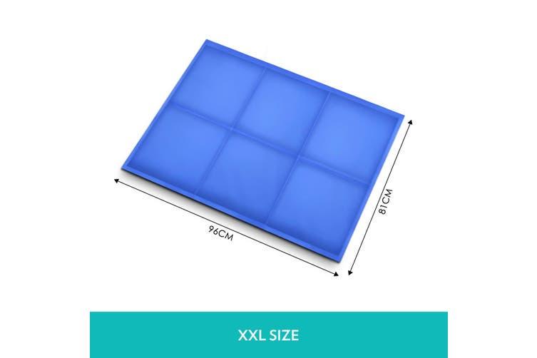 XXL Pet Dog Self Cooling Mat Bed Cat Pad