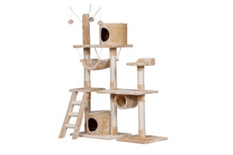 150CM Large Cat Tree Gym House Scratching Post
