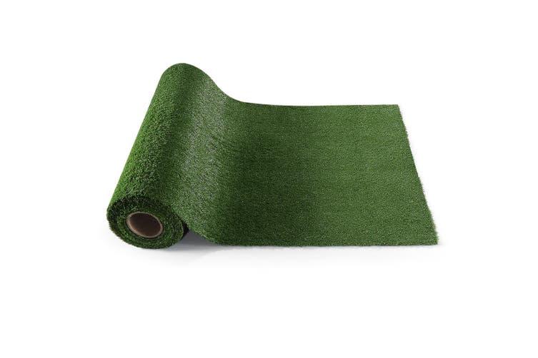 Edengrass 12mm Artificial Grass Fake Lawn 2Mx10M