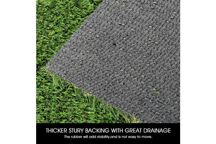 Synthetic Artificial Grass Green Turf 20 SQM   30mm