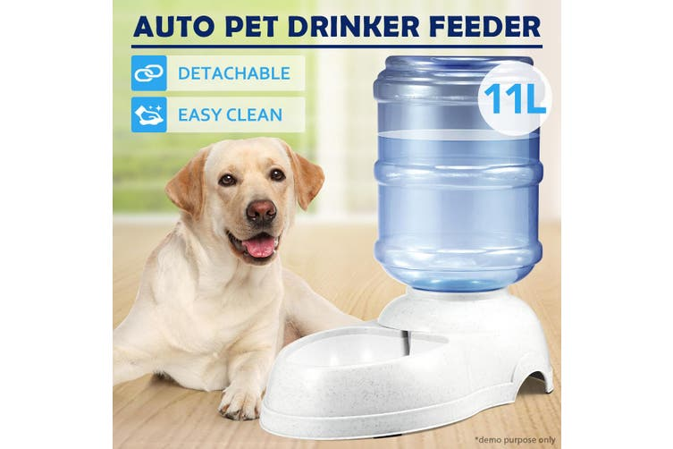 11L Automatic Drinking Feeder Detachable Waterer